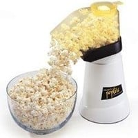 New - PopLite Hot Air Corn Popper by Presto - 4820