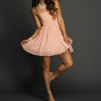 Rory-pink Sweetie Pie Dress