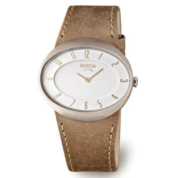3165-01 Ladies Boccia Titanium Watch