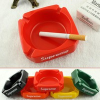 ca spbest Supreme Smoking Gift Fashionable Ashtray
