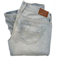 Abercrombie jeans- No black background