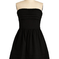 Jack by BB Dakota What a Keeper Dress in Black | Mod Retro Vintage Dresses | ModCloth.com