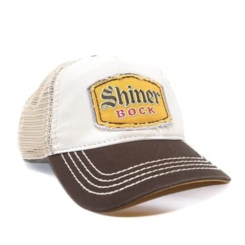 Shiner Bock Patch Hat
