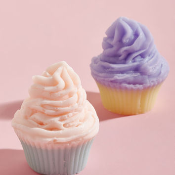 Treat, Repeat Cupcake Soap Set