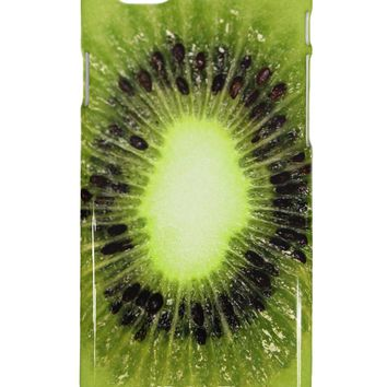 Kiwi Fruit iPhone 6 Plus Plastic Case All Over Print by TooLoud