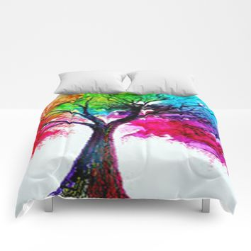 big tree Comforters by Exquisite