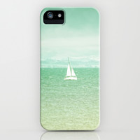 Sail Away... iPhone & iPod Case by Lisa Argyropoulos