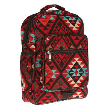 New West Turquoise Backpack