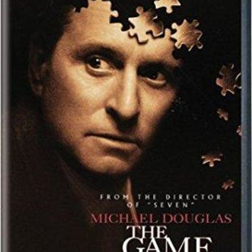 Michael Douglas & Sean Penn & David Fincher-The Game