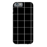Black Grid Case