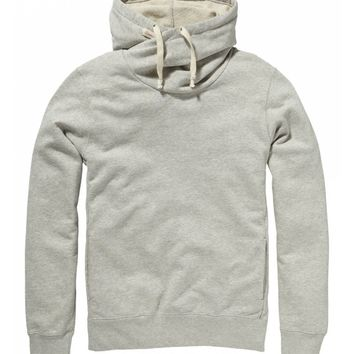 Home Alone Twisted Hooded Sweater Grey