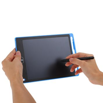 "8.5"" LCD Writing Tablet Handwriting Pad Digital Drawing Board Graphics Paperless Notepad  Support Screen Clear Function"