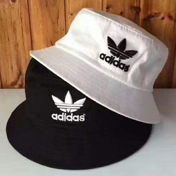 ONETOW Day-First? Adidas Round bucket hat fisherman cap hat H-A-GHSY-1