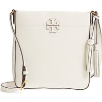 Tory Burch McGraw Leather Crossbody Tote | Nordstrom