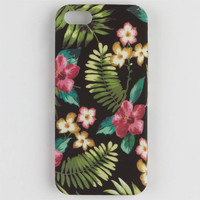 Ankit Tropical Floral Iphone 5/5S Case Black Combo One Size For Women 25180114901