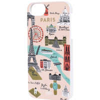 Rifle Paper Co. - Paris Map iPhone 5 + 5s Case - SLIM
