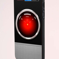Hal 9000 Hello Dave iPhone 5 Case