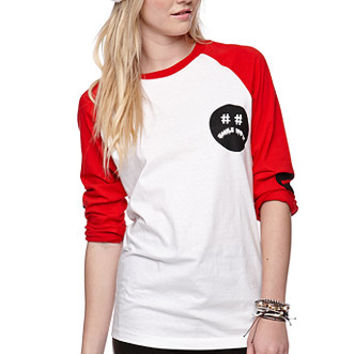 Been Trill Smile Now Raglan Tee at PacSun.com