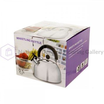 Whistling Stainless Steel Tea Kettle OD870