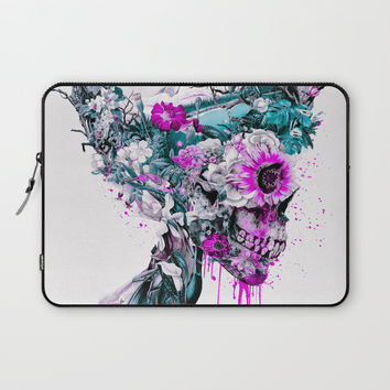 Don't Kill The Nature IV Laptop Sleeve by RIZA PEKER