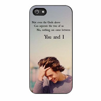 harry styles one directioner case for iphone 5 5s