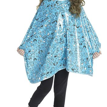 Andre Kid's Shampoo Cape, Multicolor
