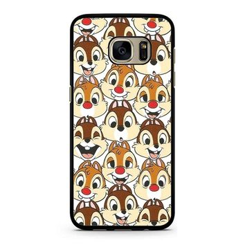Chip And Dale Samsung Galaxy S7 Case