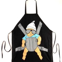 The Hangover Apron - Baby Carlos