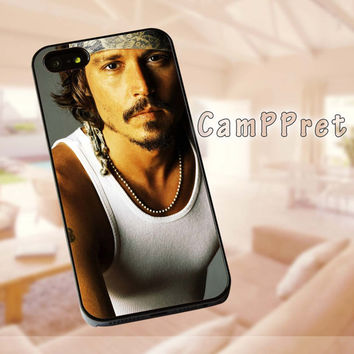 Johnny Depp/Accessories,iPhone Case,Samsung Case,Campret,Soft Rubber,Hard Plastic,CellPhone,Cover,Your Phone/11/12/5