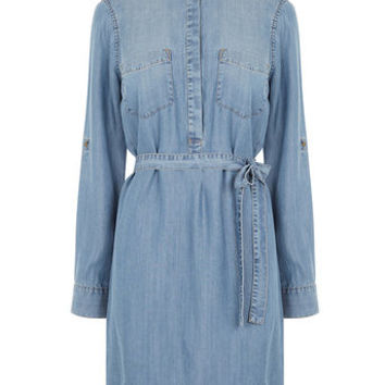 LIBBY SHIRT DRESS