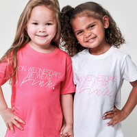 On Wednesdays We Wear Pink | Kids