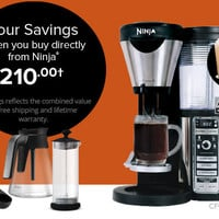 Exclusive Offer on the Ninja Coffee Bar™ | Official Site