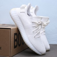 "adidas Yeezy Boost 350 V2 ""Triple White"" - Best Deal Online"