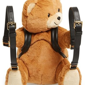 Moschino 'Bear Hug' Backpack | Nordstrom