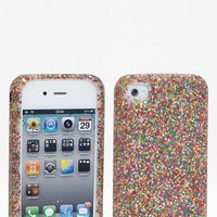 Women's kate spade new york glitter silicone iPhone 4 & 4s case