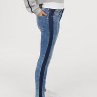 Super Skinny Regular Jeans - Denim blue - Ladies | H&M US