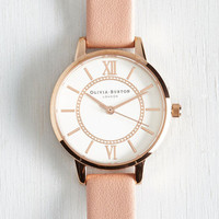 Boho Timekeep It Up Watch by Olivia Burton from ModCloth