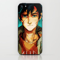 the son of neptune iPhone & iPod Skin by Viria