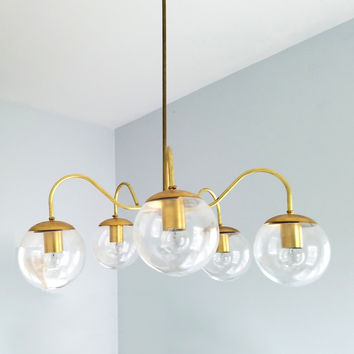 Fountainbleu chandelier