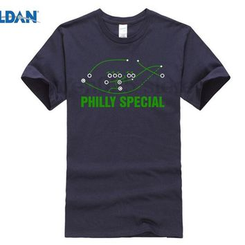 GILDAN  The Philly Special Eagles T Shirt Nick Foles Philadelphia Superbowl New From US