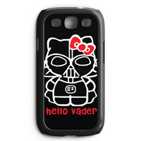 Hello Darth Vader Samsung Galaxy S3 Case