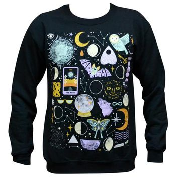 Lunar Witchcraft Sweater