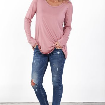 Long Sleeve Tunic | S-XL