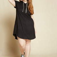 Hoodie T-Shirt Dress
