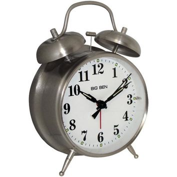 Westclox(R) 70010 Big Ben Twin-Bell Alarm Clock