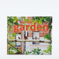 My Tiny Garden Book - Urban Outfitters