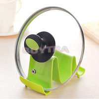 First rate Spoon Rest Pot Pan Lid Stand Brand New Kitchen Cooking Utensil Holder
