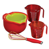Fiesta 6-Piece Mix & Measure Baking Set | Dillards