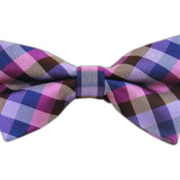 Colorful Gingham - Dashing (Bow Ties) - Wear Your Good Tie. Every Day