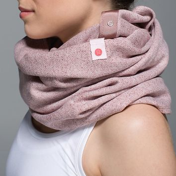vinyasa scarf *cotton terry | women's accessories | lululemon athletica